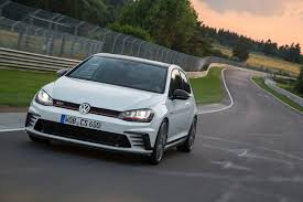 volkswagen ads 2016 vw golf gti clubsport priced at u20ac36 450 in germany
