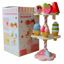 Toy Kitchen Set Wooden Compare Prices On Wooden Ice Cream Toy Online Shopping Buy Low