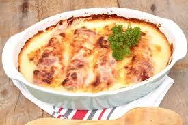 cuisiner des endives recette endives au jambon au fromage râpé sublime filante