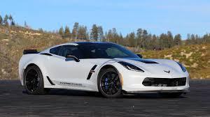 2018 chevy corvette grand sport review already special no