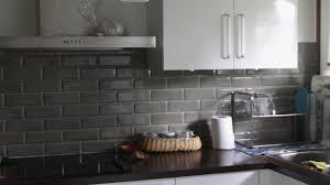decoration carrelage mural cuisine carrelage mural pour cuisine charmant 50 beau deco cuisine gris et