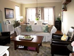 Living Room Dining Room Ideas Natural Varnished Pine Wood Dining Table Living Room Dining Room