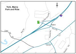 Florida Turnpike Map Maine Turnpike Authority Park U0026 Ride Lots