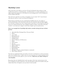 Writing Your Own Letter Of Recommendation Template by How To Write A Hardship Letter Gplusnick