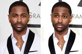 what is big sean s hairstyle let s talk about how hot big sean looked at the grammys
