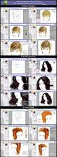 how to draw hair in paint tool sai tutorial by kajenna on deviantart