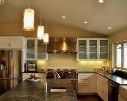 brilliant modern kitchen pendant lighting in house design ideas