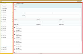 matrix layout xml view routing ui5 master page and dynamic xml view loading stack