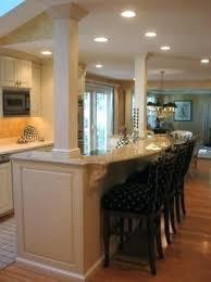 kitchen island with columns kitchen island with posts best kitchen columns ideas on kitchen