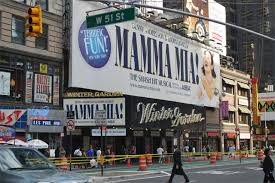 Winter Garden Theater Broadway - design and build tips the best deals on broadway and west end