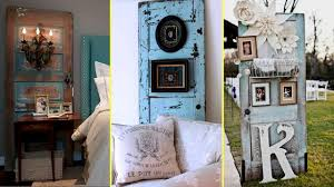 diy repurposed furniture ideas u2013 old door recycling home decor