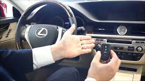 lexus ls430 key fob battery replacement what to do if lexus smart key is not working youtube