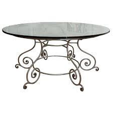 Round Glass Table Tops by 81 Best Glass Top Dining Room Tables Images On Pinterest Glass