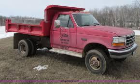 Ford F350 Dump Truck Gvw - 1994 ford f350 xlt dump truck item e5057 sold may 22 no