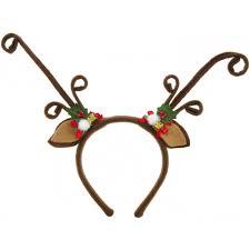 reindeer antlers headband felt brown reindeer antlers headband with 26536bnaj