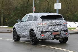 land rover small spyshots 2019 range rover evoque has production all led