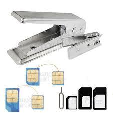 micro sim cutter ebay