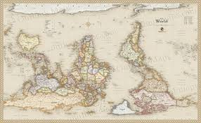 antique map world world antique style map