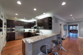 chicago il basement finishing remodeling contractor kitchen in