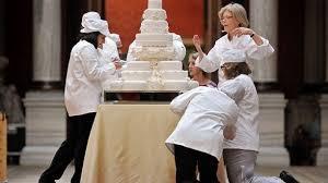 wedding cake kate middleton prince william and kate middleton s royal wedding cake to go up