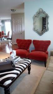 Teal Armless Accent Chair Google Search كراسي ومقاعدChairs And - Red accent chair living room