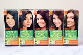 garnier hair color natural review milk mochi