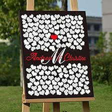 wedding guest book alternative ideas personalized wedding book for brides personalized