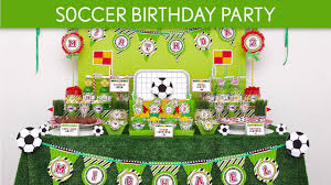soccer party supplies soccer birthday party supplies home party ideas
