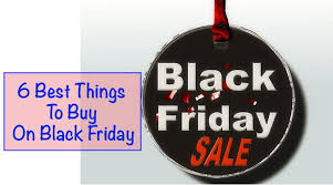 best things to buy on black friday with thanksgiving approaching
