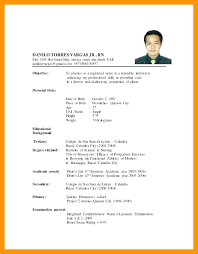 resume format 2017 philippines updated resume sle of updated resume updated resume formats