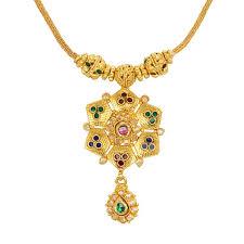 yellow gold necklace sets images Sitara 22kt gold necklace set raj jewels jpg