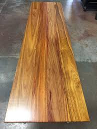canary wood asian bench terrasteel furniture design