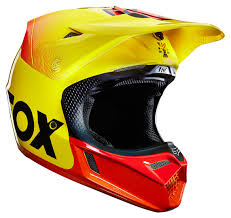 fox helmet motocross fox v3 40 years motocross helmet buy cheap fc moto