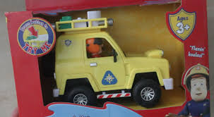 hd fireman sam tom thomas mountain rescue 4x4 jeep lights
