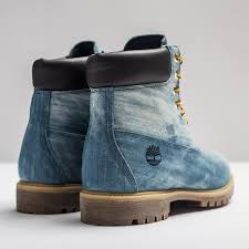 jimmy jazz and 21 savage collaborate on 6 inch timberland denim