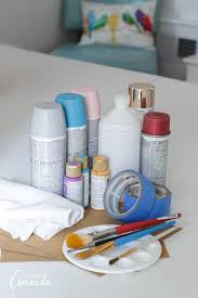 what is the best paint to put on kitchen cabinets tips for painting on plastic crafts by amanda