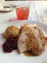 thanksgiving dinner picture of rib room new orleans tripadvisor