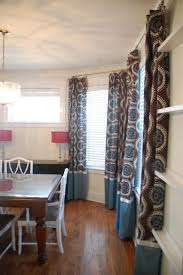 Dining Room Curtains Dining Room Drapes On Pinterest Beautiful Dining Rooms Dining Room