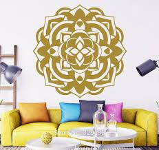 Om Wall Decal Mandala Vinyl by Popular Mandala Bedroom Decorations Buy Cheap Mandala Bedroom