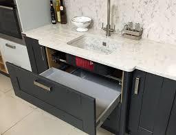 kitchen sink cabinet back panel do your sink base units a back panel diy kitchens