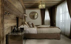chambre style chalet chalet grand roche a in the alps complete with luxury
