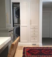 Laundry Closet Door Washer And Dryer Design Ideas