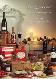 wine u0026amp hamper gifts christmas 2012