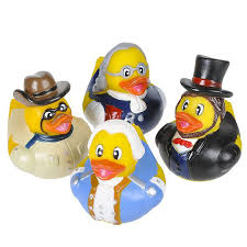 amazon com us history rubber duckies toys u0026 games