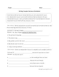 sentences types worksheets u2013 wallpapercraft