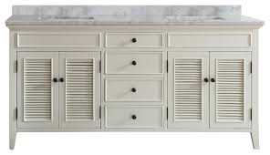 Dresser Style Bathroom Vanity by Piedmont 72