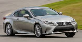 lexus rc sport review 2015 lexus rc 350 overview cargurus