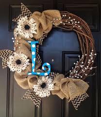 wreath ideas about us inside burlap wreath ideas idea 17 weliketheworld
