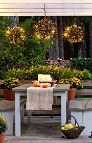 Christmas Outdoor Decor At Lowes by Outdoor Globe Lights