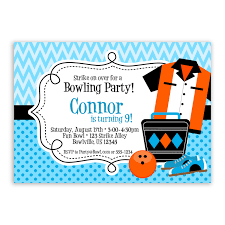 bowling party invitations bowling party invitations for